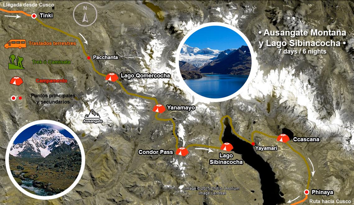 ausangate-7days-map